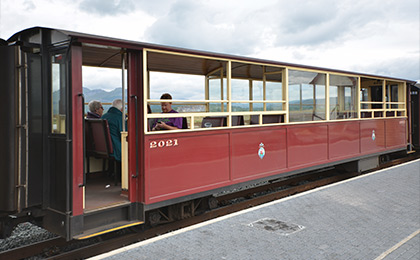 WHR Semi-Open Carriage