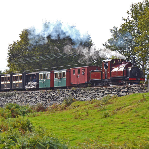 Victorians steam into Porthmadog