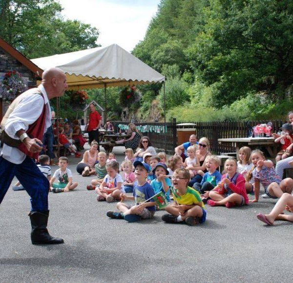 Family Events Summer 2016 in North Wales