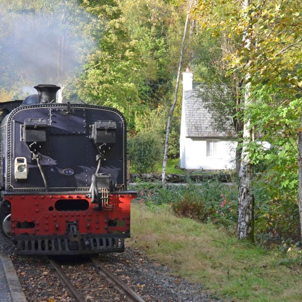 A weekend volunteering on the Ffestiniog and Welsh Highland Railways